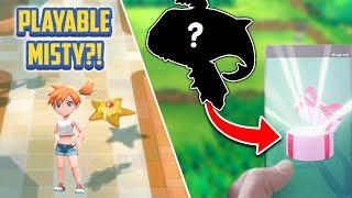 PLAY AS MISTY & OTHER CHARACTERS + ALL NEW WHALE POKÉMON?! [Rumor]