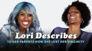 Lori Tells Her Mom How She Lost Her Virginity   People Describe   Cut