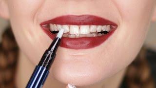 Gülüş Makyajı Nedir? Evde Anında Diş Beyazlatma