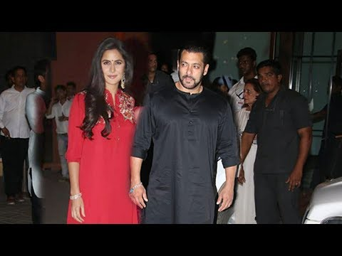 Xxx Mp4 Salman Khan S MACHO ENTRY With Girlfriend Katrina Kaif At Salman Khan Ganpati Celebrations 2018 3gp Sex