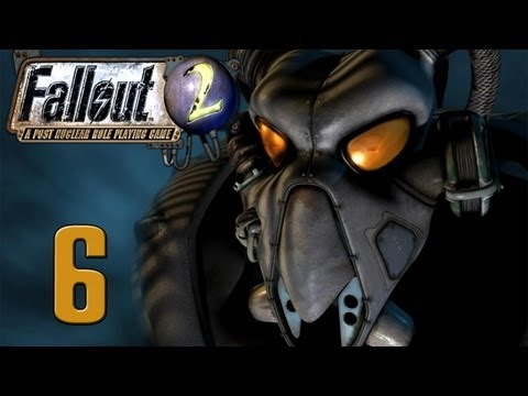 Fallout 2 | Ep. 6: Being a Slaver