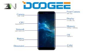 Doogee X60L |Detailed Specification, Review