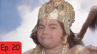 Jai Hanuman | Bajrang Bali | Hindi Serial - Full Episode 20