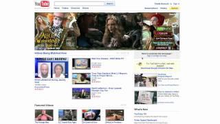 Alice In Wonderland Homepage Ad