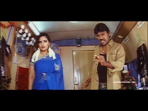 Rajathi Raja Movie Lawrence Blackmailing Sailaja Scene ||  Raghava Lawrence, Karunas
