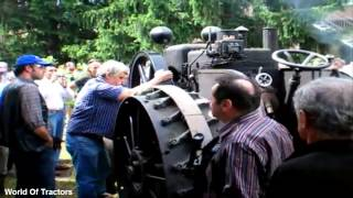 1902 Old German Tractor Must See This