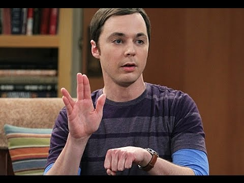 Best moments of Sheldon Lee Cooper from The Big Bang Theory
