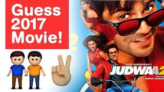 Bollywood 2017 Emoji Challenge! Guess Movies