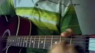 Bhawre Ki Gunjan - Simplified on Acoustic Guitar