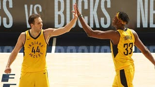 The Pacers Fight Back From Down 17 To Win Game 3!