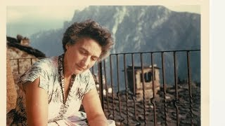 Memorial Film Tribute to Elinor Goldschmied 1910-2009 (98 years 4 months)