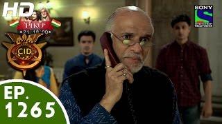 CID - सी आई डी -  Kati Ungli Ka Raaz - Episode 1265 - 14th August, 2015