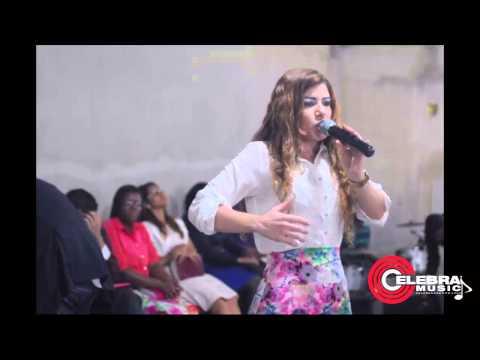 Culto Celebra Music 09 10 2014 — Leandra Nascimento exclusivo