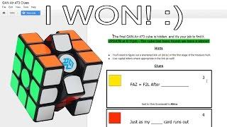 How I Won Feliks and Gan's Contest! | GAN Air 473
