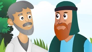 Bed Time Bible Stories For Kids | Popular Episodes of Amazing Bible Stories Kids Shows Giggle Muh