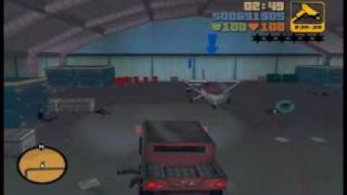 Grand Theft Auto 3 (PC) Mission 53 - Grand Theft Aero