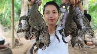 Yummy cooking frog recipe - Cooking skill