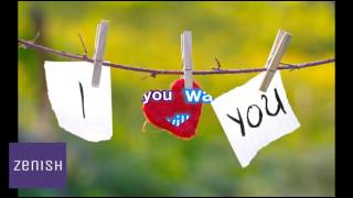 Omar Arnaout - I LOVE YOU (Zenish Official)