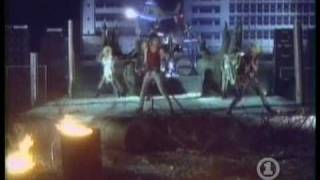 Into The Fire (Music Video) ~ Dokken