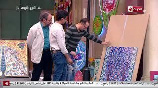 4 شارع شريف - المهندس محمد هاشم وأبنه شادي وتاريخ الأثاث الشرقي