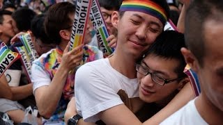 Taiwan moves closer to legalizing gay marriage