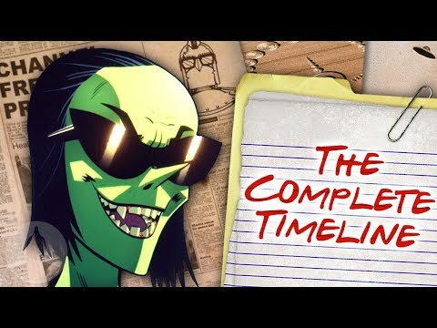 Ace In Gorillaz Full Story & Secrets Explained Cartoon Conspiracy Ep 207 Channel Frederator