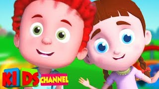 🔴 Schoolies   Car Cartoon For Kids   Nursery Rhymes   Songs For Children   Kids Channel