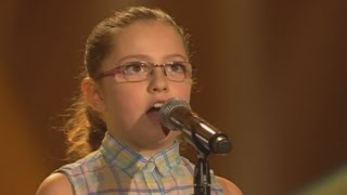 Eleni sings 'Boom Clap' by Charli XCX - The Voice Kids 2015 - Blind Auditions
