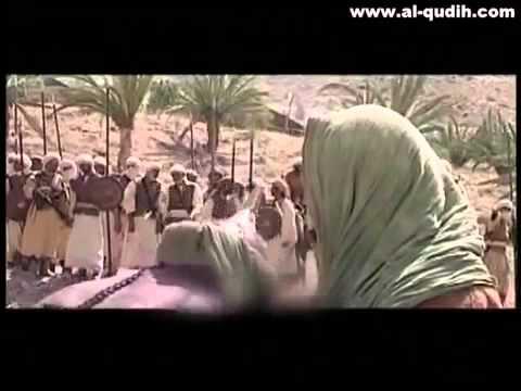 Xxx Mp4 مقتل عمرو ابن عبد ود العامري بسيف الامام علي عليه السلام فلم النبراس حرب الخندق 3gp Sex