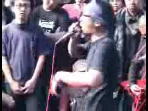 watch Homicide Bandung Live - Rima Ababil