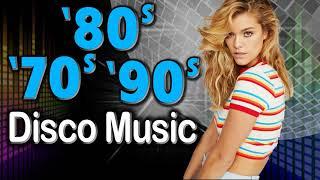 Nonstop Disco Hits 70 80 90 Greatest Hits - Best Eurodance Megamix - Nonstop Disco Music Songs Hits