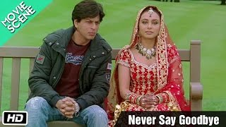 A Stranger or Companion - Movie Scene - Kabhi Alvida Naa Kehna - Shahrukh Khan, Rani Mukherjee