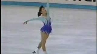 Midori Ito 1989 Worlds LP (UKTV)