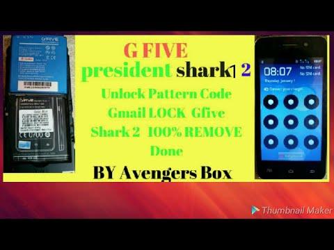 Xxx Mp4 HOW TO HARD RESET GFIVE PRESIDENT SHARK1 SHARK2 WITH PC YouTube 3gp Sex