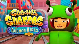 SUBWAY SURFERS - BUENOS AIRES 2018 ✔ YUTANI AND 35 MYSTERY BOXES OPENING