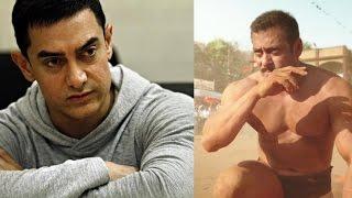 Amir Khan UNHAPPY With The Salman Khan's SULTAN Trailer....?