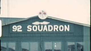 92 Squadron Lightnings at RAF Gutersloh