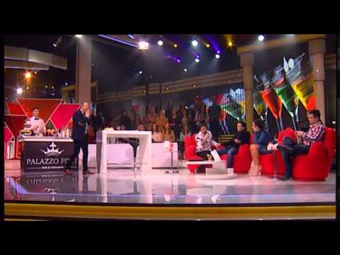 Pukni Zoro Magnifico cover by Marija Serifovic LIVE GK TV Grand 26.03.2015.