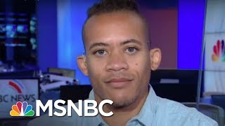 Shane Ortega, First Openly Transgender Soldier, Reacts To President Donald Trump's Ban | MSNBC