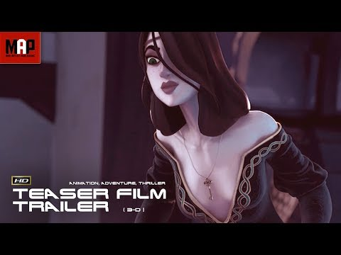 Xxx Mp4 CGI 3D Animated Trailer YS Sexy Fantasy Film Teaser By Supinfocom Rubika 3gp Sex