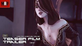 CGI 3D Animated Trailer