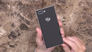 Blackberry KEY2 Unboxing and Thoughts After 48 Hours!