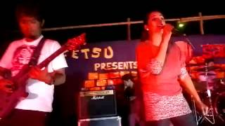 Tumi Ashbe Bole Tai - Somlata @ F.E.T.S.U. presents SANSKRITI 2012,J.U.