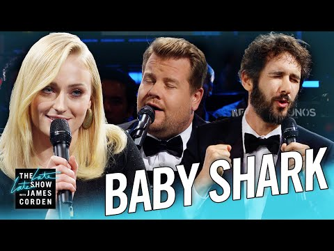 Xxx Mp4 The Biggest Baby Shark Ever W Sophie Turner Josh Groban 3gp Sex