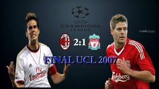 AC Milan vs Liverpool 2 1 || UCL Final 2007 || Full Highlights HD