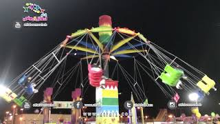atfalwamwaheb  جولة في مهرجان صيف بلجرشي 39