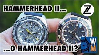Zelos Hammerhead II, doppia recensione della seconda generazione del diver 1000m