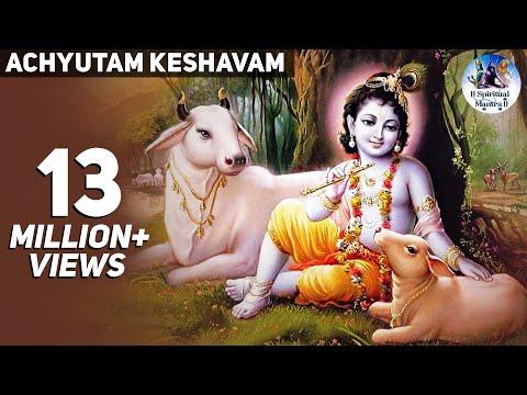 Xxx Mp4 Top Krishna New Song Achyutam Keshavam Krishna Damodaram Krishna Bhajan Full Song 3gp Sex