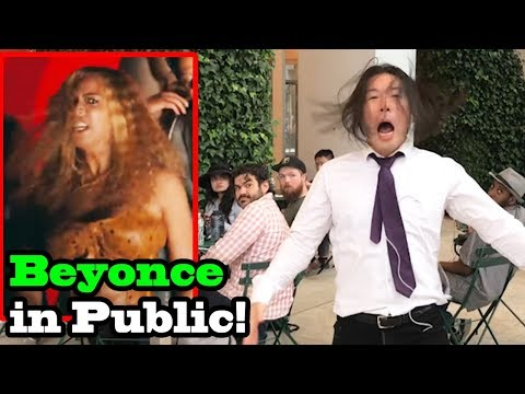BEYONCE JAY-Z (The Carters) - APES**T - SINGING IN PUBLIC!!