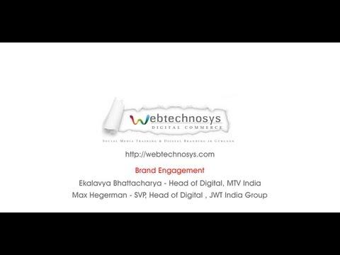Webtechnosys Digital Commerce : Social Media and Brand Engagement